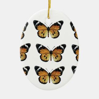 orange bf group ceramic ornament