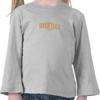 Orange Bigfoot An American Icon Tshirts