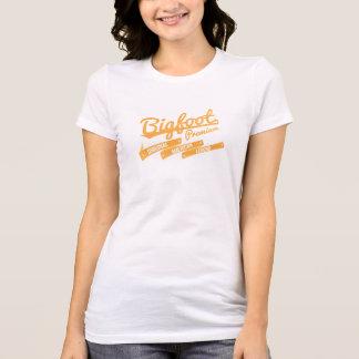Orange Bigfoot Original American Legend T Shirts