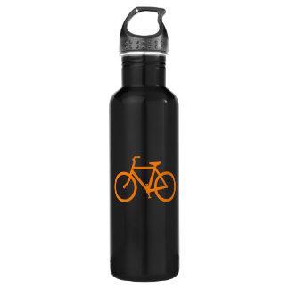 Orange Bike 710 Ml Water Bottle