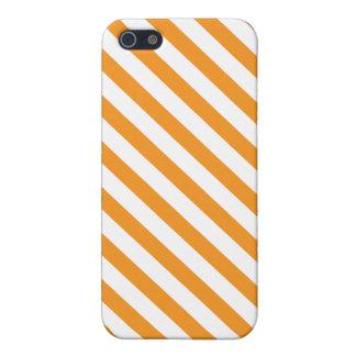 orange blaster Iphone5 matte iPhone 5 Case