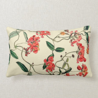 Orange Blossom Throw Pillows