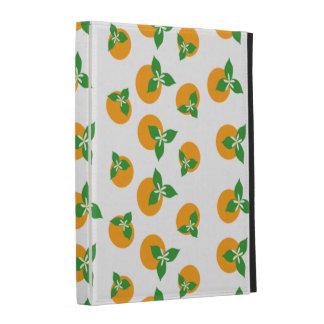 Orange Blossoms iPad Folio Case