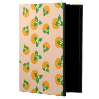 Orange Blossoms iPad Air Cases