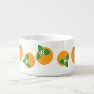 Orange Blossoms Chili Bowl