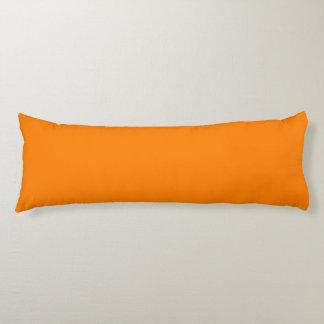 Orange Body Pillow