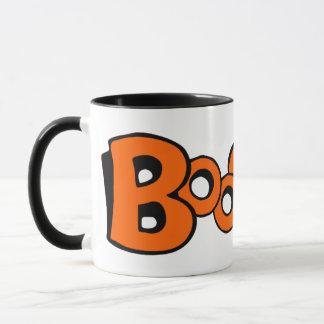 Orange Boo Mug