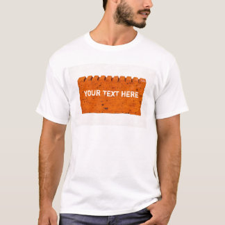 Orange Brick - Atom Of Creation T-Shirt