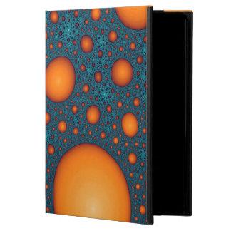 Orange bubbles powis iPad air 2 case