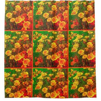 Orange California Poppies 2.2.o.F