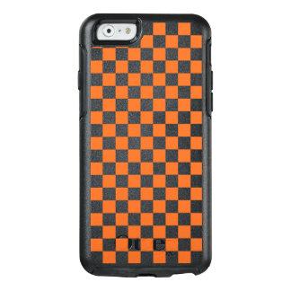 Orange Checkerboard OtterBox iPhone 6/6s Case