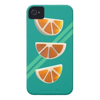 Orange Chew Candy iPhone 4 Case