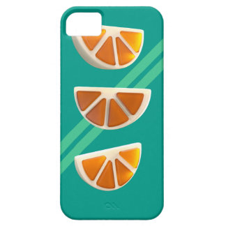 Orange Chew Candy iPhone 5 Covers