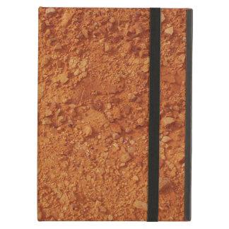 ORANGE CLAY DIRT iPad AIR COVER