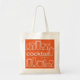 Orange cocktail party