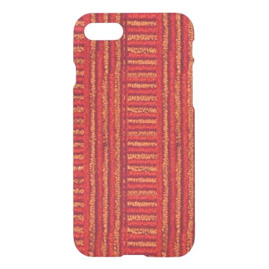 Orange Cords iPhone 7 Case