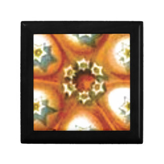 orange core art gift box