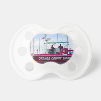 Orange County Sheriff Baby Pacifier