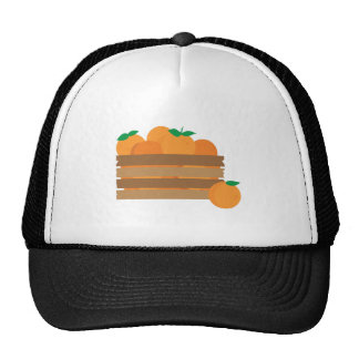 Orange Crate Trucker Hat