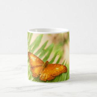 Orange Cruiser butterfly Coffee Mug