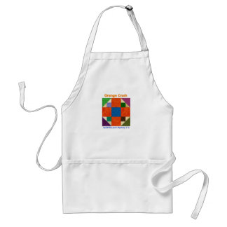 Orange Crush Apron