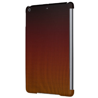 Orange Crush Hex iPad Air Case