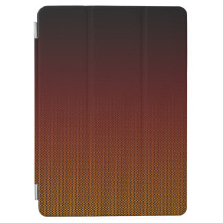 Orange Crush Hex iPad Air Cover