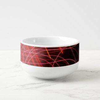 Orange Crush I Mug Designed by C.L. Brown Soup Bowl With Handle