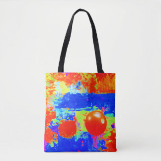 Orange Crush Market Bag