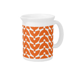 Orange Crush Pitcher