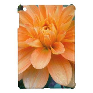 Orange Dahlia iPad Mini Cases