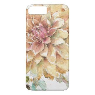 Orange Dahlia iPhone 7 Plus Case