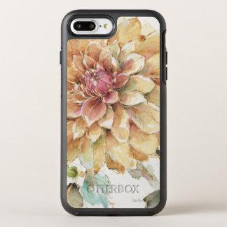 Orange Dahlia OtterBox Symmetry iPhone 7 Plus Case