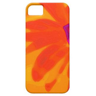 Orange Daisy iPhone 5 Case