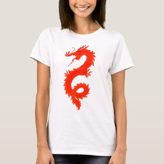 Orange Dragons for Christine T-Shirt
