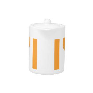 Orange Dripping Design
