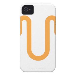 Orange Dripping Design Case-Mate iPhone 4 Cases