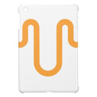 Orange Dripping Design iPad Mini Cases