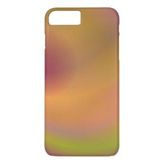 Orange fantasy sky iPhone 7 plus case