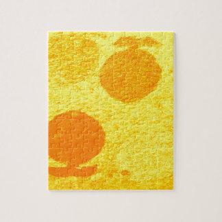 orange fish jigsaw puzzle