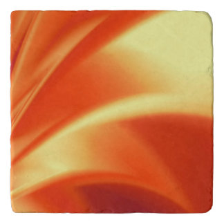 Orange Flash Trivet