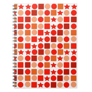 Orange-Flavored Geometrics on Notebook