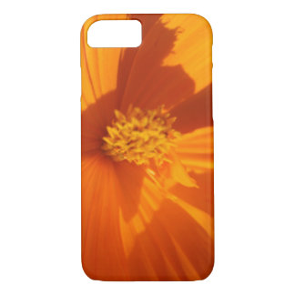Orange Flower iPhone 7 Barely There case