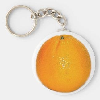 Orange Fruit Keychain