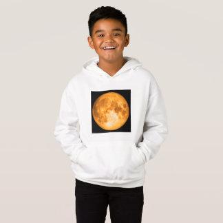 orange full moon