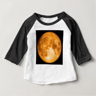 orange full moon baby T-Shirt