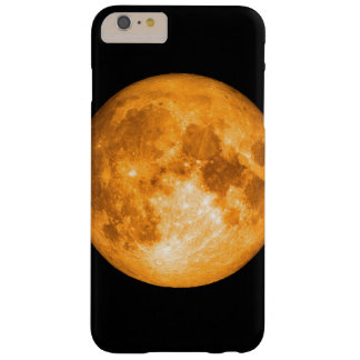 orange full moon barely there iPhone 6 plus case