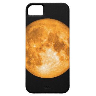 orange full moon case for the iPhone 5