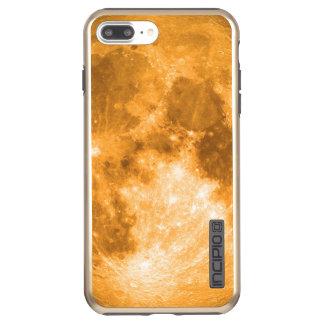 orange full moon incipio DualPro shine iPhone 8 plus/7 plus case