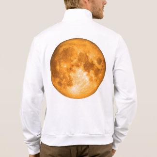 orange full moon jacket